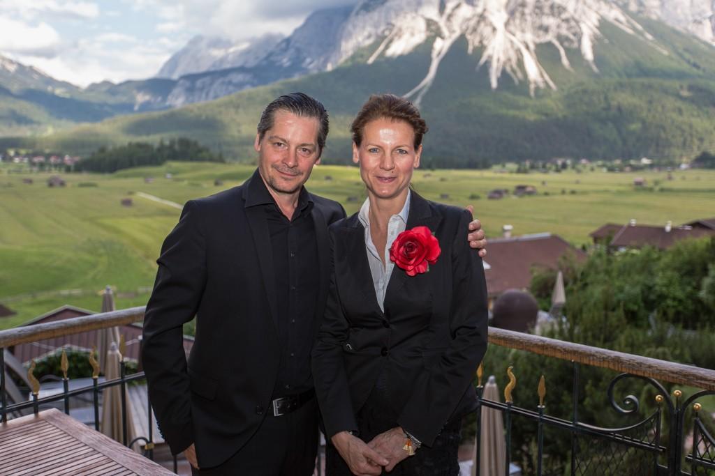 Hotel Post Lermoos_Fritz Karl und Angelika Dengg